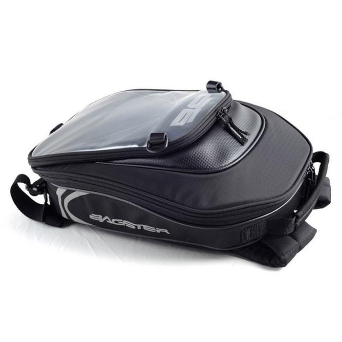 Bagster newsign tank sac /à dos /à dos noir