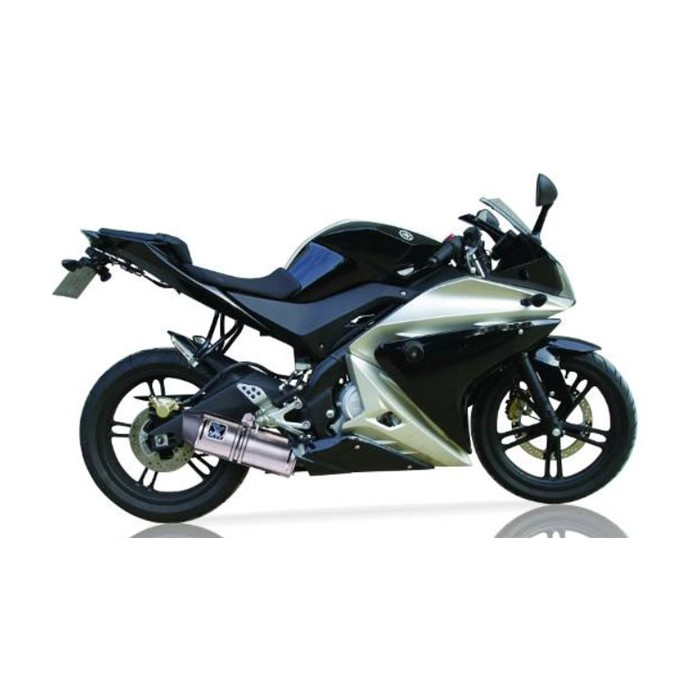 ixil yamaha yzf 125 r 2008 2014 ligne compl te pot d. Black Bedroom Furniture Sets. Home Design Ideas