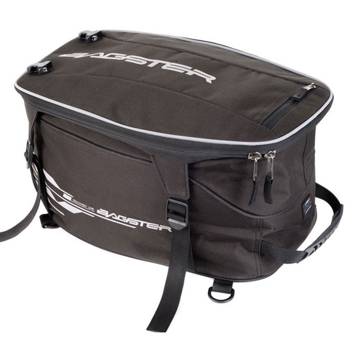 BAGSTER QUATTRO rear seat saddle bag expandable 14 to 22L - XSS030