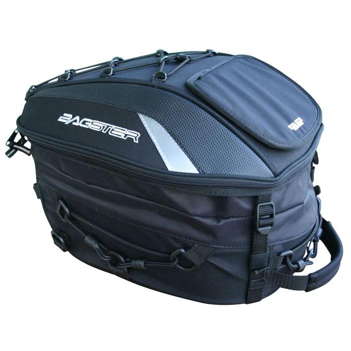 sacoche de selle moto bagster spider 15 23l. Black Bedroom Furniture Sets. Home Design Ideas