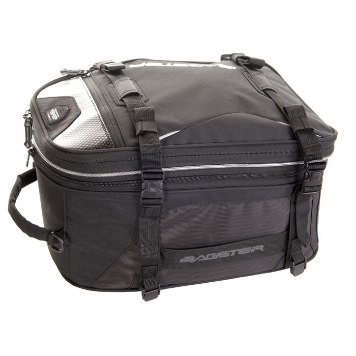 BAGSTER MODULO TAIL universal rear seat bag expandable 20 to 27L - XSS040
