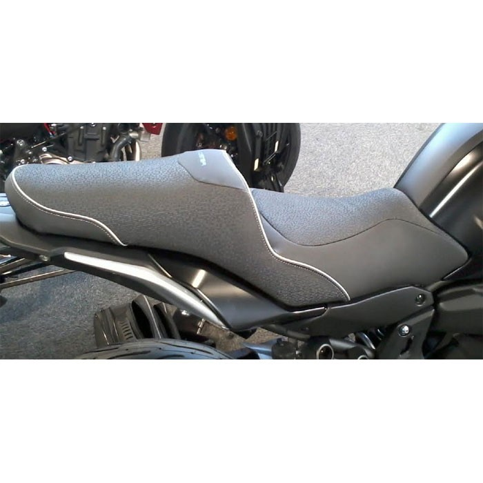 bagster selle confort presto ready moto yamaha mt07 tracer. Black Bedroom Furniture Sets. Home Design Ideas