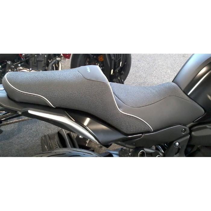 bagster selle confort ready moto yamaha mt07 tracer 2016. Black Bedroom Furniture Sets. Home Design Ideas