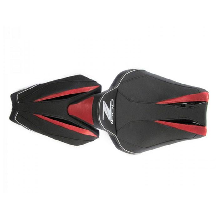 BAGSTER Kawasaki Z1000 2014 2020 motorcycle comfort READY SPECIAL saddle - 5347ZL