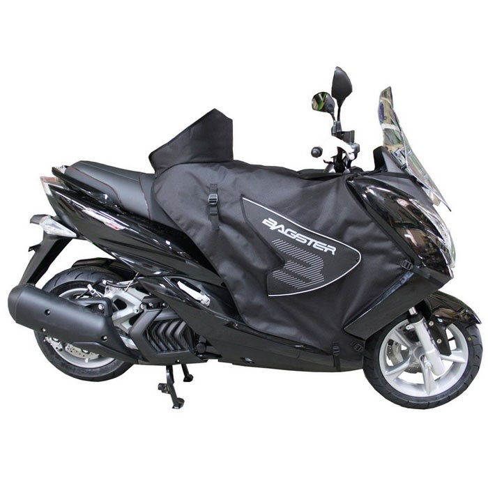 BAGSTER tablier protection hiver BOOMERANG pour Yamaha 125 MAJESTY S 14/15 - 7580CB