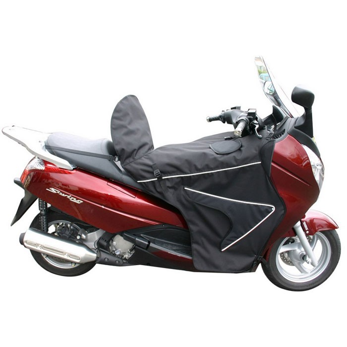 BAGSTER tablier protection hiver BOOMERANG pour Honda 125 150 S WING 07/17 - 7505CB