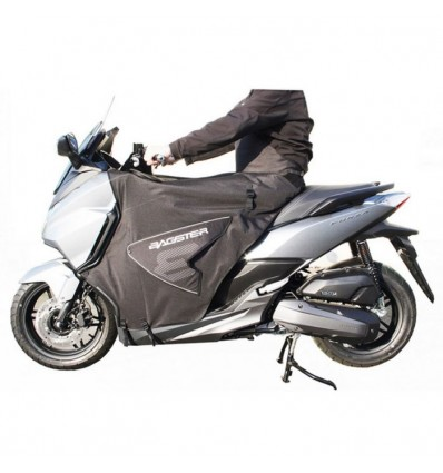 BAGSTER tablier protection hiver BOOMERANG pour Honda 125 FORZA 2015 2017 - XTB140