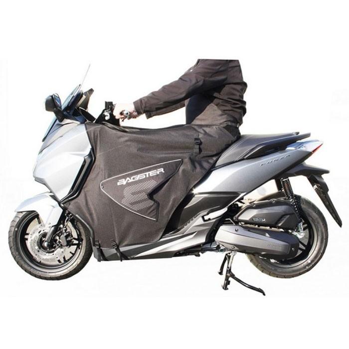 BAGSTER tablier protection hiver BOOMERANG pour Honda 125 FORZA 2015 2018 - XTB140
