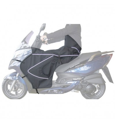 BAGSTER tablier protection hiver BOOMERANG pour Kymco 50/125/300 GRAND DINK 11/16 - 7539CB