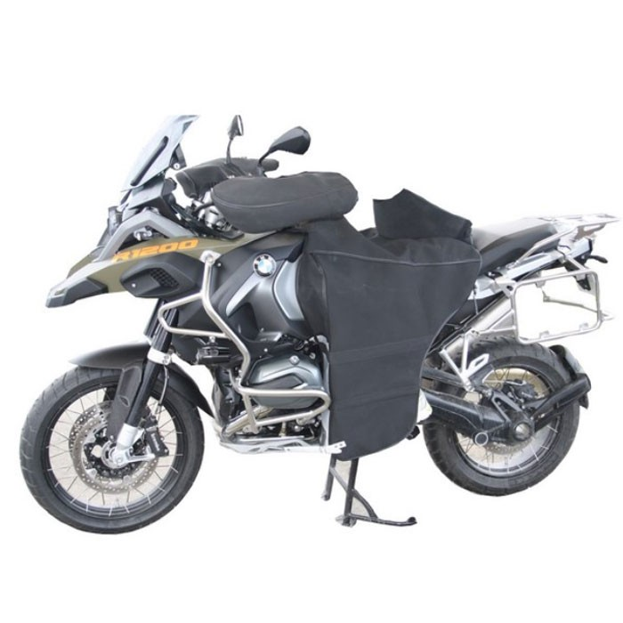 bagster tablier protection hiver briant pour bmw r1200 gs 2013 2017 ap3079. Black Bedroom Furniture Sets. Home Design Ideas