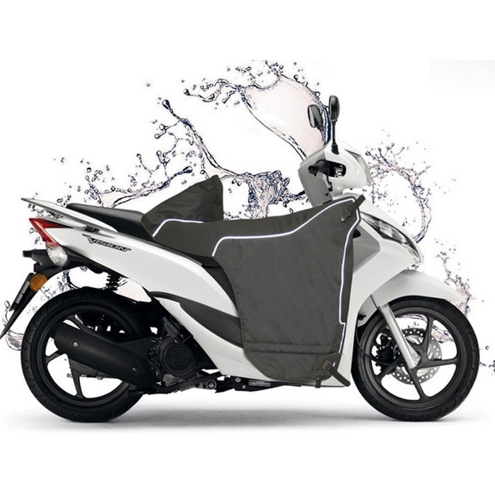 BAGSTER tablier hiver SWITCH'R pour scooter PEUGEOT Satelis Elyseo Ludix Tweet Vivacity ... - 7600
