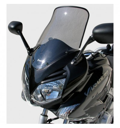 honda VARADERO 125 2007 2017 bulle haute protection HP +15 - hauteur 39.5cm