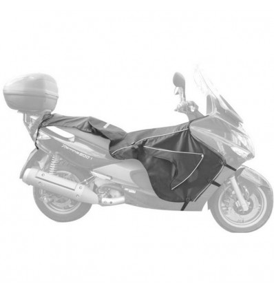 BAGSTER tablier protection hiver BOOMERANG pour Kymco 250 500 X CITING 05/13 - 7533CB