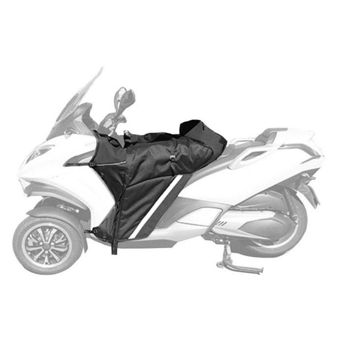 BAGSTER Peugeot 400 i METROPOLIS 2013 2020 WINZIP winter summer waterproof apron - XTB220