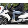 BAGSTER tablier protection hiver été étanche WINZIP pour Peugeot 400 i METROPOLIS 2013 2019 - XTB220