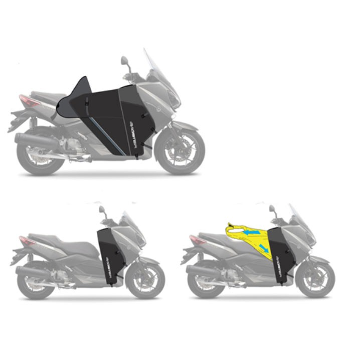 Peugeot METROPOLIS Tablier scooter Bagster BOOMERANG 7563CB
