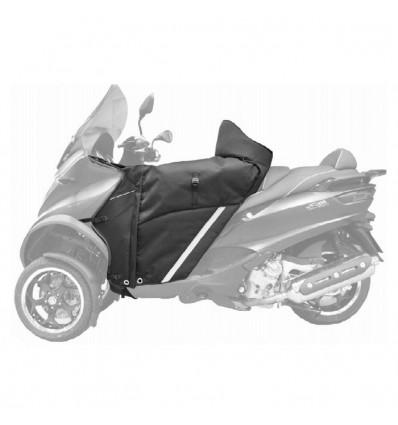 BAGSTER Piaggio MP3 125 300 400 500 14/19 & 350 500 HPE 19/20 WINZIP winter summer waterproof apron - XTB150