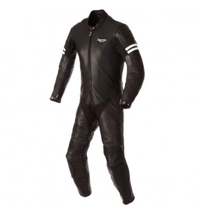 SEGURA combinaison moto SPENCER cuir homme entrainement et