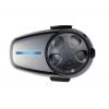 SENA SMH10 dual bluetooth phone MP3 GPS kit for motorcycle helmet