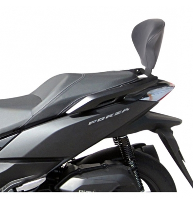 shad dosseret passager pour scooter honda 125 forza 2015 2018 hofr15rv. Black Bedroom Furniture Sets. Home Design Ideas
