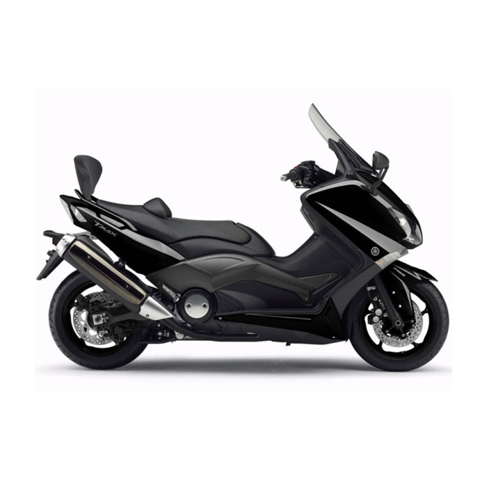 shad dosseret passager pour scooter yamaha 530 tmax t max 2012 2018 yotm52rv. Black Bedroom Furniture Sets. Home Design Ideas