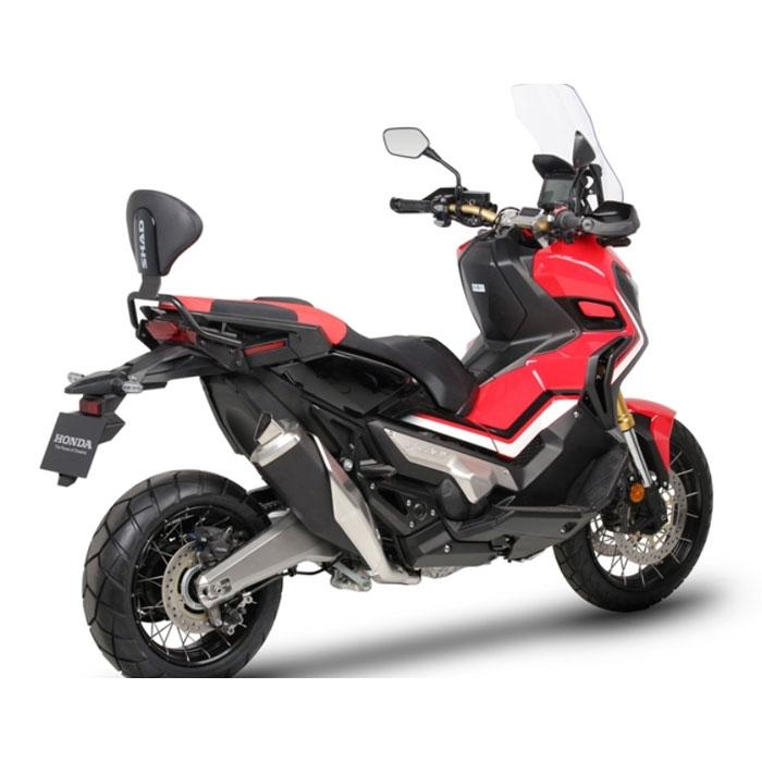 shad backrest scooter honda x adv 750 2017 2018 hoxd77rv. Black Bedroom Furniture Sets. Home Design Ideas