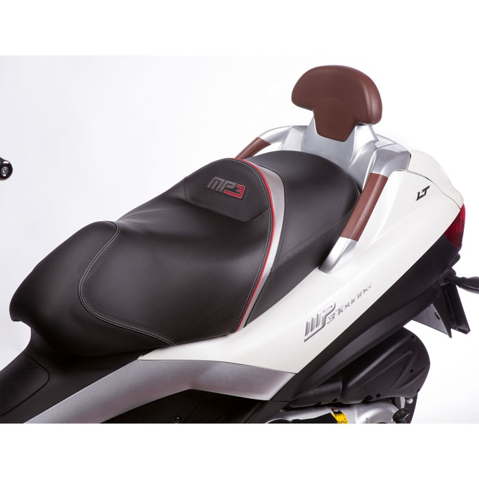 selle confort shad scooter piaggio mp3 125 250 400 500 sport business 2007 2013. Black Bedroom Furniture Sets. Home Design Ideas