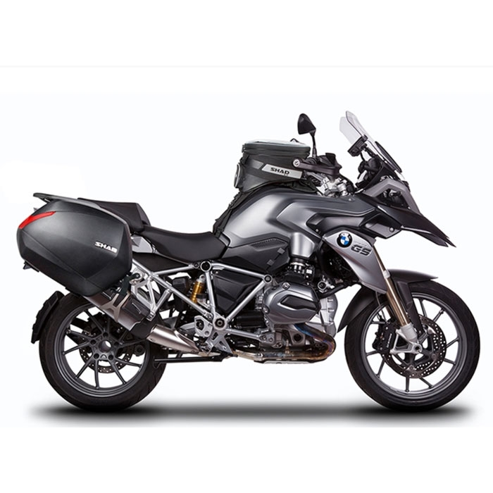shad 3p system support valises lat rales bmw r1200 gs 2013 2017 porte bagage wogs16if. Black Bedroom Furniture Sets. Home Design Ideas