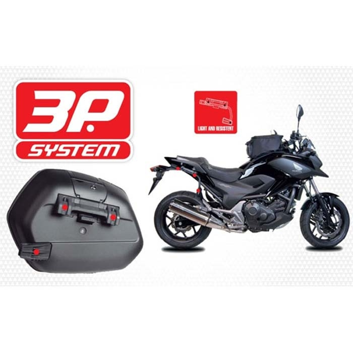 Shad 3p System Support For Side Cases Kawasaki Vn 650 Vulcan