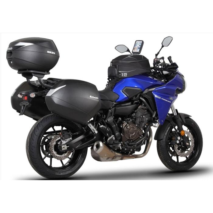 Accessoire moto yamaha tracer 700