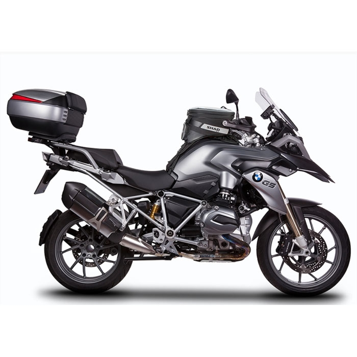 shad top master support for luggage top case bmw r1200 gs 2013 2018. Black Bedroom Furniture Sets. Home Design Ideas