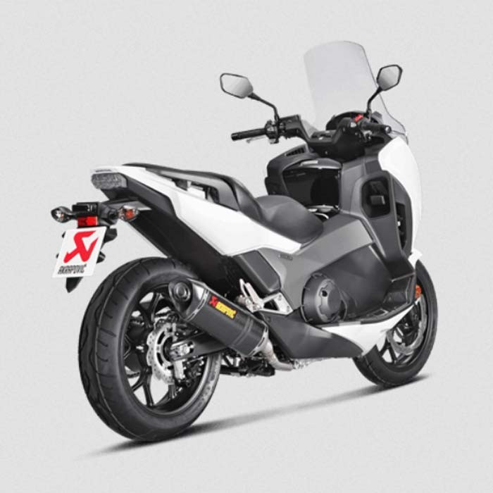 AKRAPOVIC Honda 700 750 INTEGRA 2012 2019 pot d'échappement