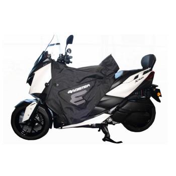 BAGSTER tablier protection hiver BOOMERANG pour Yamaha 300 XMAX 2017/2018 + 125 400 XMAX 2018 - XTB020