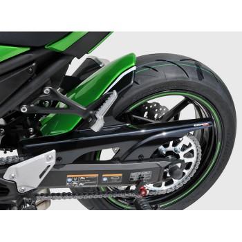 ERMAX Kawasaki Z900 2017 2018 garde boue AR lèche roue PEINT