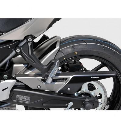 ERMAX Kawasaki Z650 2017 2019 garde boue AR lèche roue PEINT