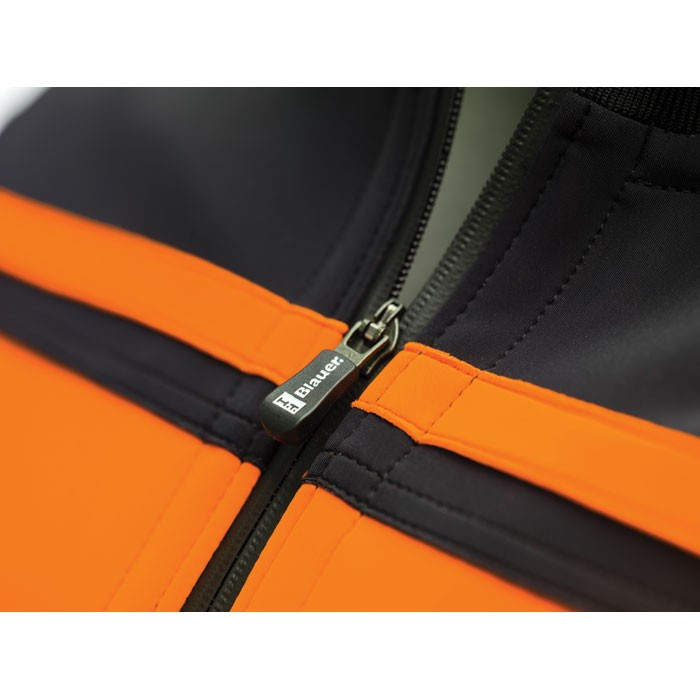 Orange Blauer Rider Homme Noir Blouson Sportswear Moto Easy fw7qOfa0