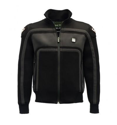 Blauer Gris Sportswear Rider Noir Moto Air Homme Été Blouson Easy uclKTF1J3