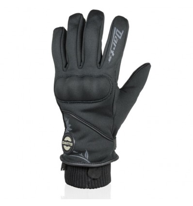 CHAFT gants PORTLAND cuir & textile moto scooter hiver étanche femme EPI