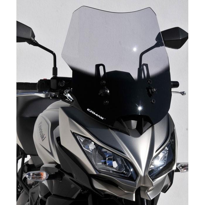 kawasaki 650 VERSYS 2015 2021 bulle HP +10cm haute protection - hauteur 41cm