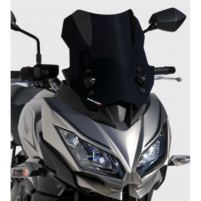 kawasaki 650 VERSYS 2015 2021 sport windscreen 35cm