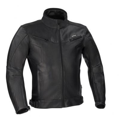 50-70% de réduction meilleur site grande remise pour BERING blouson moto GRINGO cuir vintage homme toutes saisons noir BCB310