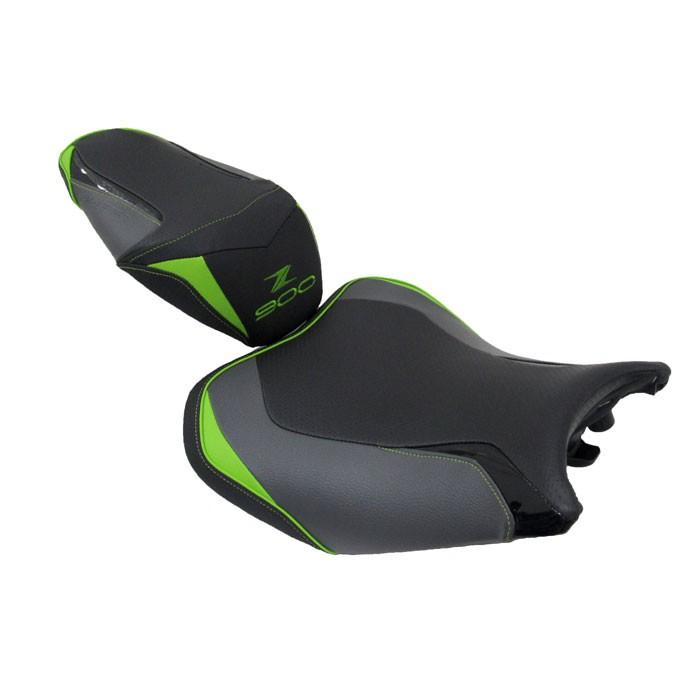 bagster selle confort ready special moto kawasaki z900. Black Bedroom Furniture Sets. Home Design Ideas