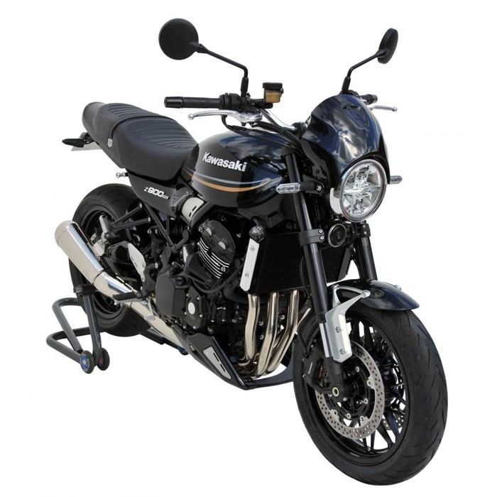 ermax kawasaki z900 rs 2018 belly pan ready to paint. Black Bedroom Furniture Sets. Home Design Ideas