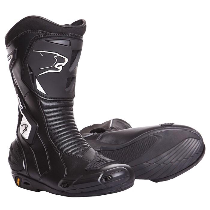 BERING boots moto SPORT GT road X-RACE-R black BBO110