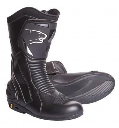 BERING boots moto SPORT GT road waterproof X-ROAD black BBO100