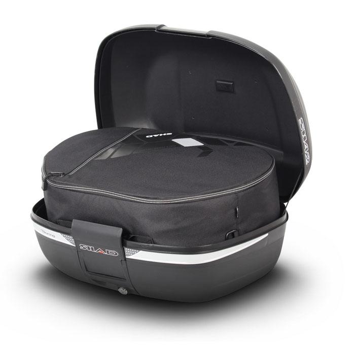 Case Sh58x Shad Pour Sh59x Intérieur Moto Sac Xoib10 Valise Top vmwN8n0