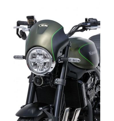 ERMAX Kawasaki Z900 RS 2018 tête de fourche saute vent peint