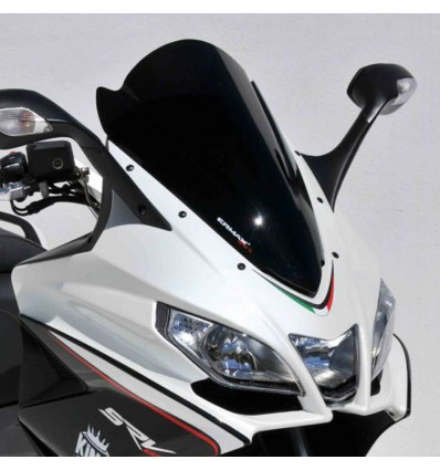 pare brise bulle sport ermax aprilia srv 850 2012 2017. Black Bedroom Furniture Sets. Home Design Ideas