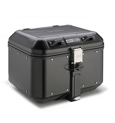 GIVI top case DLM46B MONOKEY TREKKER DOLOMITE grand volume 46L NOIR
