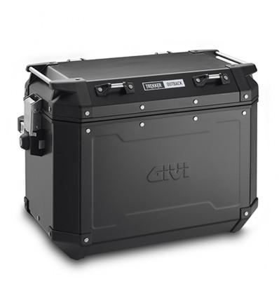 GIVI paire de valises latérales MONOKEY CAME-SIDE TREKKER OUTBACK grand volume 2 x 48L noir